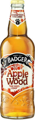 Badger Applewood Cider