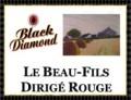 Black Diamond Le Beau-Fils Dirigé Rouge