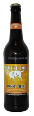 White Dog Boot Hill