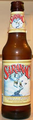 Saranac Vanilla Stout