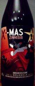 De la Senne Zinnebir Christmas (X-Mas)