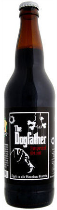 Laughing Dog The Dogfather Imperial Stout