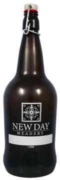 New Day Semi-Sweet Black Raspberry Honey Wine