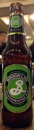 Brooklyn Shackmeister Ale
