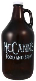 McCanns Apricot Coriander Ale