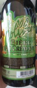 Hollbeer Bière au Crémant
