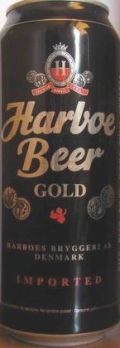 Harboe Beer Guldøl (Gold)