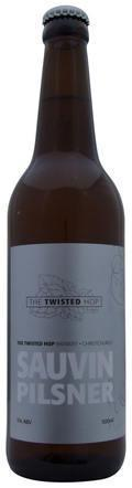 The Twisted Hop Sauvin Pilsner