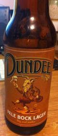 Dundee Pale Bock Lager