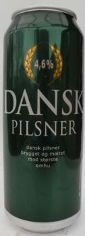 Harboe Dansk Pilsner