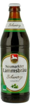 Neumarkter Lammsbräu Schwarze Dunkles Hefeweizen