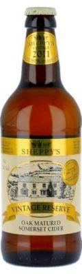 Sheppy's Vintage Reserve Oak Matured Cider (Bottle)