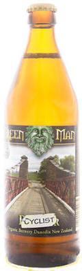 Green Man Radler (Cyclist)