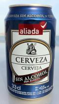 Aliada Cerveza Sin Alcohol