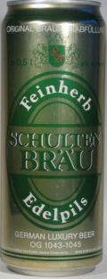 Schulten Bräu Edelpils (Belgium)