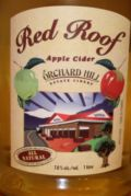 Orchard Hill Red Roof Cider