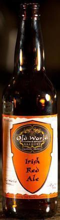 Old World Irish Red Ale