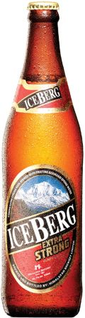 Iceberg Extra Strong Beer