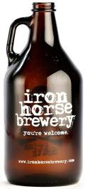 Iron Horse Whisky Oaked Belgian Black