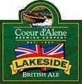 Coeur d'Alene Lakeside British Ale