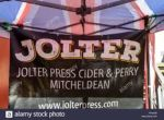 Jolter Press Cider & Perry