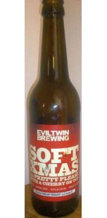 Evil Twin Soft Xmas Aka Pretty Please With A Cherry On Top Ratebeer