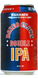 Karbach Rodeo Clown Double Ipa Ratebeer