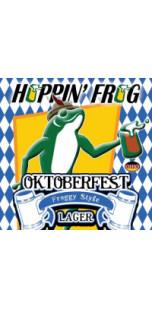 hoppin frog oktoberfest froggy style lager ratebeer