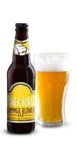 River Horse Summer Blonde Ratebeer