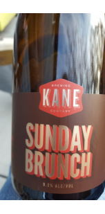 kane sunday brunch ratebeer