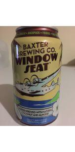 Baxter Window Seat Ratebeer