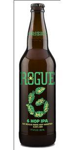 Rogue Farms 6 Hop IPA