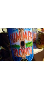 Summer breeze blonde can
