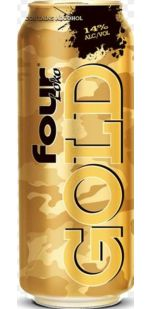 Four Loko Gold Ratebeer