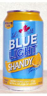 Labatt Blue Light Shandy