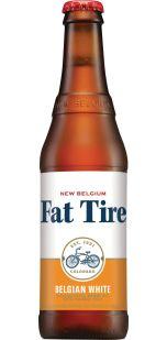 New Belgium Fat Tire Belgian White Ratebeer