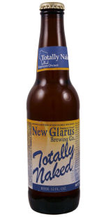 New Glarus Totally Naked Extra Pale Lager • RateBeer