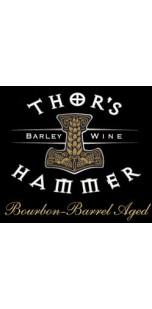central city thor s hammer barley wine bourbon barrel aged ratebeer