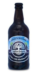 sandford orchards fanny's bramble • ratebeer