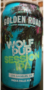 Golden Road Wolf Pup Session IPA