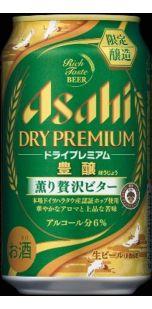 Asahi Dry Premium Houjou Kaori Zeitaku Bitter