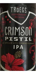Tröegs Crimson Pistil Hibiscus IPA