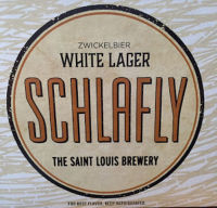 Schlafly White Lager Ratebeer