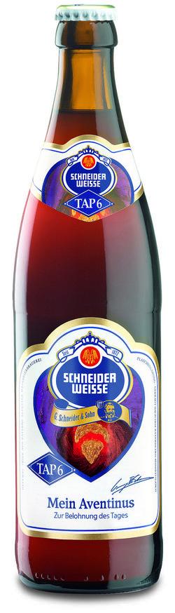 Tasting Notes: Schneider Weisse Tap 6 'Unser Aventinus ...