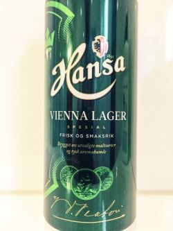 hansa vienna lager showing clubgonzo 39 s review. Black Bedroom Furniture Sets. Home Design Ideas