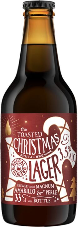 Brutal Brewing Session Series: The Toasted Christmas Lager