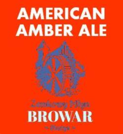 Zamkowy Młyn American Amber Ale (Amerykańskie bursztynowe)
