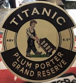 Image result for imperial plum porter titanic