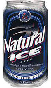 Natural Ice - Beer - 12oz Can - 6 Pack | Beer, Wine and Liquor ...