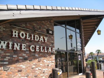 Holiday Wine Cellar